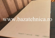 Placa poliamida 10X400X1000 mm