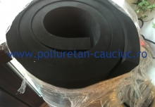 Placa cauciuc celular buretos  2000x1000x30 mm